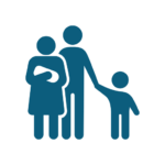 Logo für Themen im Work-Life-Balance mit Familie