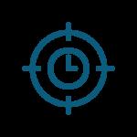 Logo für Ziele für privates Zeitmanagement