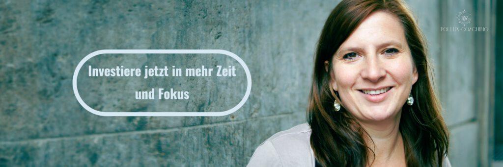 Annica Nehls von Pollux Coaching